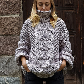 Ravelry: Project Gallery for Favorite Sweater pattern by Laimute Vaiciuliene