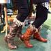 Wildling Boot Cuffs pattern