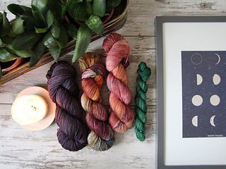 Lunar Phase MKAL kits from six and seven fiber