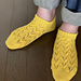 Mimosa Socks pattern