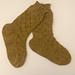 GIngko Socks pattern