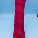 Cardinal's Crest Socks pattern