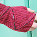 Migra Mitts pattern