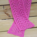 Pink Lace Scarf pattern