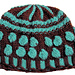 Modern Day Chic Bobble Hat pattern