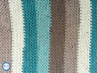 Ravelry Beach Glass Placemats pattern by Megan Meyer
