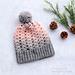 Iris Beanie pattern
