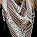 Jolene Shawl pattern