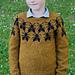 Loodus Mini Sweater pattern