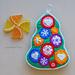 Amigurumi Candy Christmas Tree ornament pattern