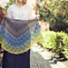 Brie Shawl pattern