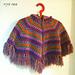 Poncho-Ella pattern