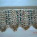 LTYC Beaded Christmas Scarf 2009 pattern