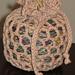 Skein Brassiere pattern
