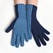 Twotone Gloves pattern