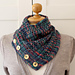 Happy Valley Cowl pattern