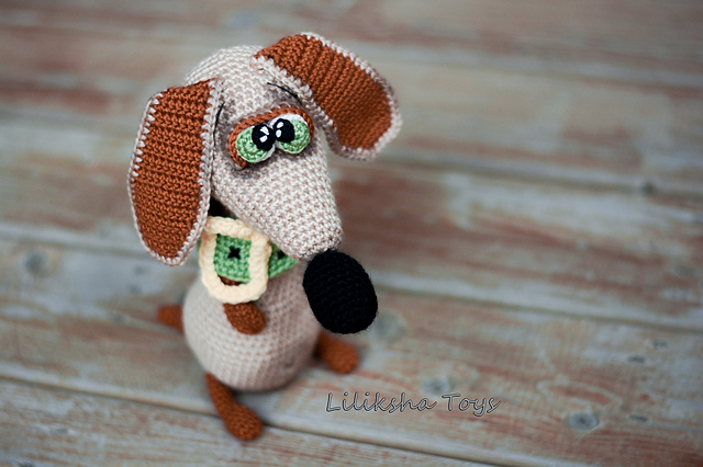 Amigurumi Tutorial - How to attach the parts of the body Bear ... | 426x640