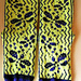 Dragonfly sokker pattern