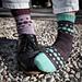 Prosecco socks pattern