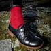Sinus socks pattern