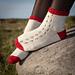 Julspår socks pattern