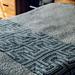 Horsforth Bed Runner pattern