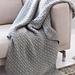 A5351 Tweed Blanket pattern