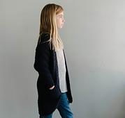 Zoe long cardigan