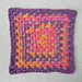 Granny Square for Beginners pattern