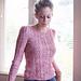 Mog Sweater pattern