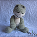 Tommy the Baby T-Rex pattern