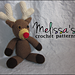 Ricky the Reindeer pattern
