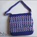 Purple Sherbert Bobbles Purse pattern