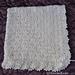 FanTail Baby Blanket/Shawl pattern