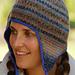 Basic Twined Ski Hat pattern