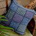 Tiles & Stripes Cushion pattern