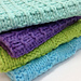Baby Face Spa Cloths pattern