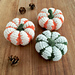 Striped Pumpkin pattern