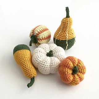 mix and match with my other gourd and pumpkin designs - sold separately