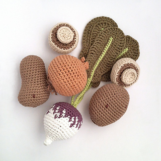mix and match with my other fruit and vegetable patterns - sold separately
