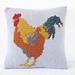Cockerel Pillow pattern