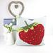 Strawberry Cushion pattern
