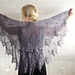 Arum Shawl pattern