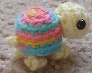 Ravelry: Teeny Tiny Turtle pattern by Laura Garsten