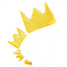 Frog Prince Crown Applique pattern