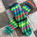 Spiral Tube Socks pattern