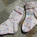 Baby and Toddler Socks pattern
