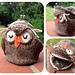 Sleepy Owl Coin Purse pattern