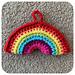 Rainbow of Hope pattern
