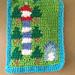 Paw Patrol  Inspired Play Mat block 2 pattern